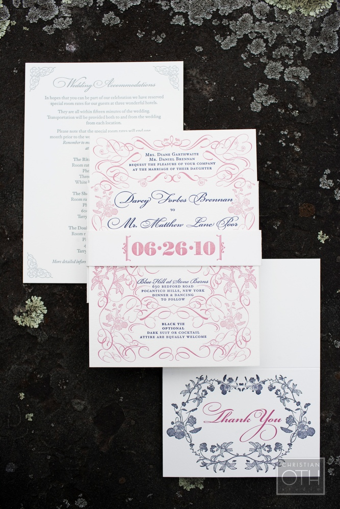 Brennan Wedding Invitation