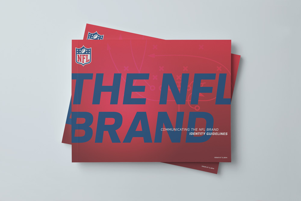 NFL Brand Guidelines Cover