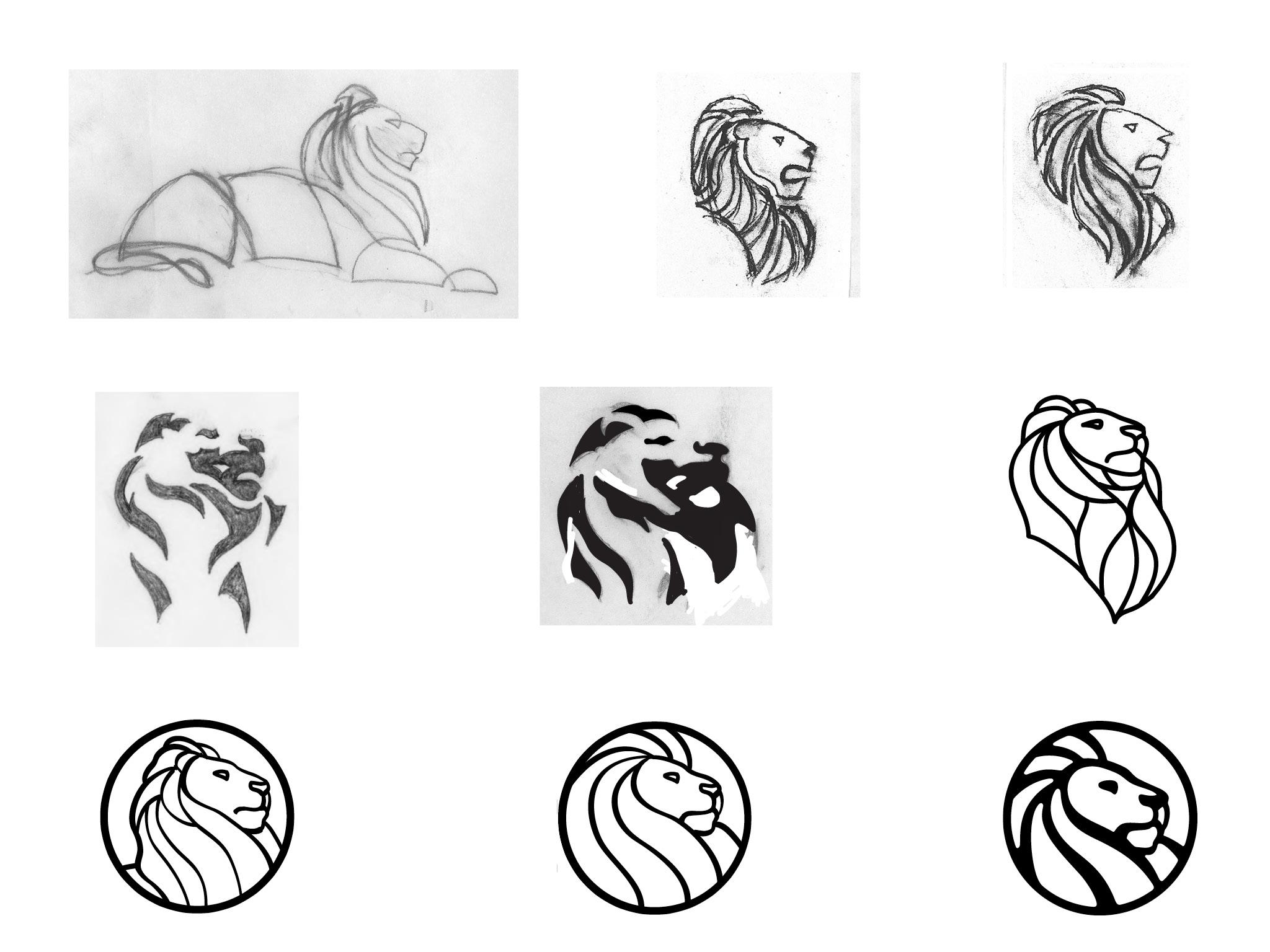 NYPL logo process