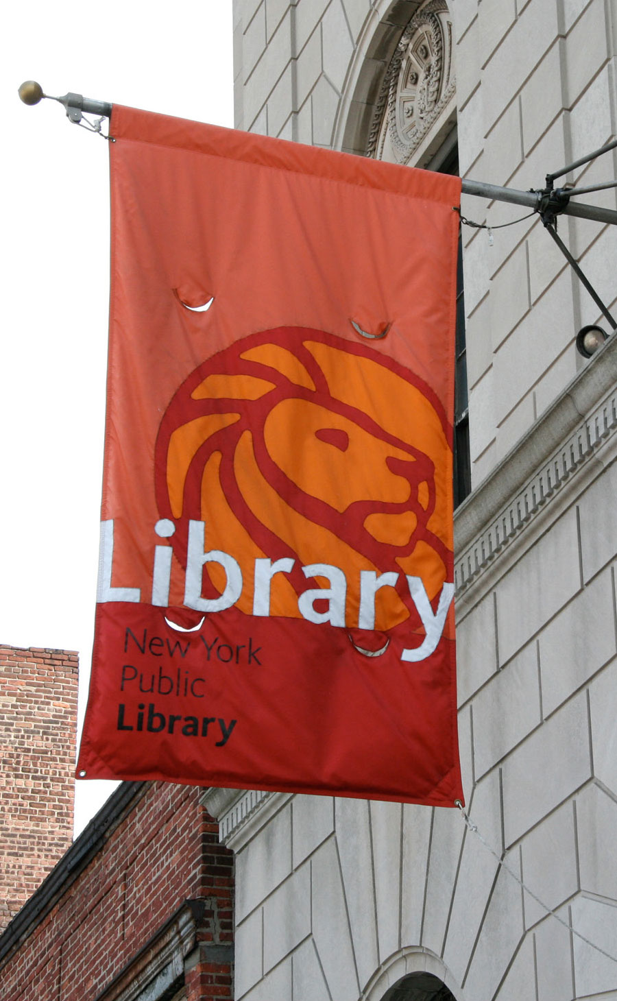 NYPL logo banner
