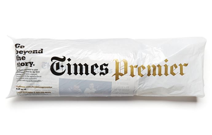Times Premiere bag