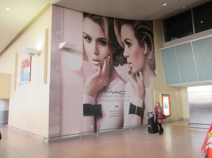 Mac Glamour Daze Advertising