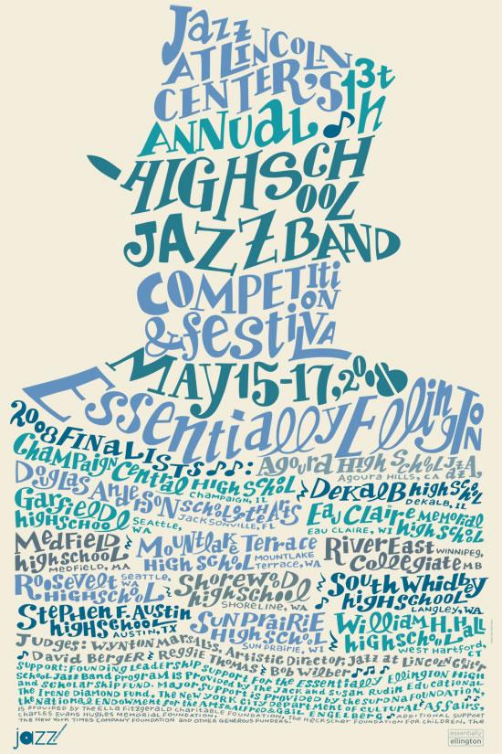 Essentially Ellington poster