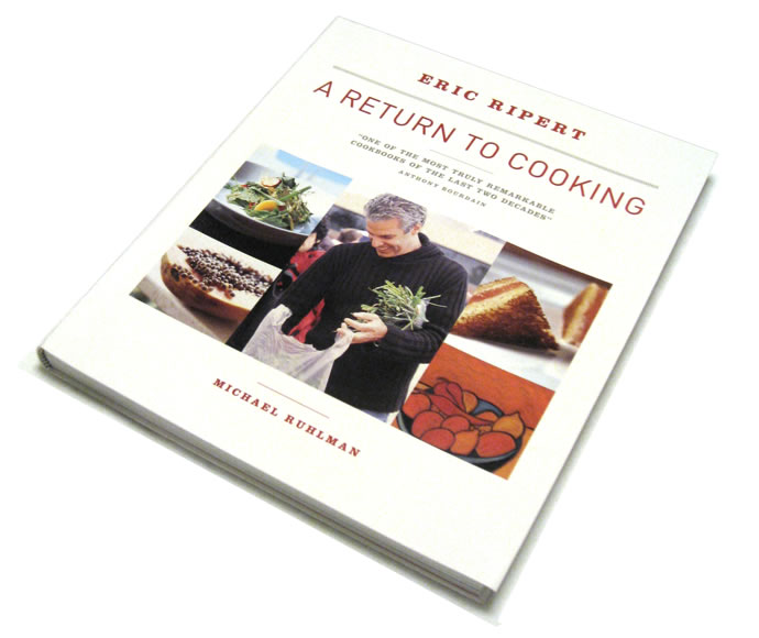 Eric Ripert's A Return to Cooking