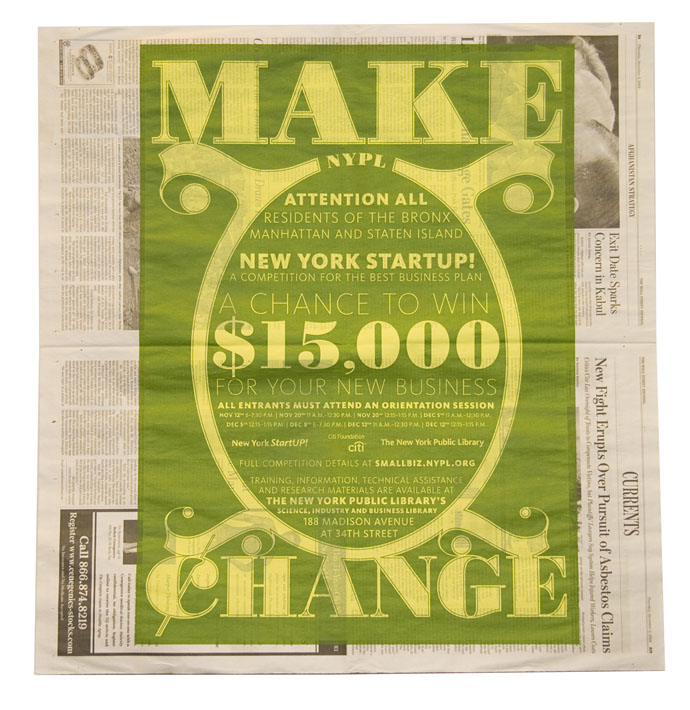 NYPL Start up poster 3