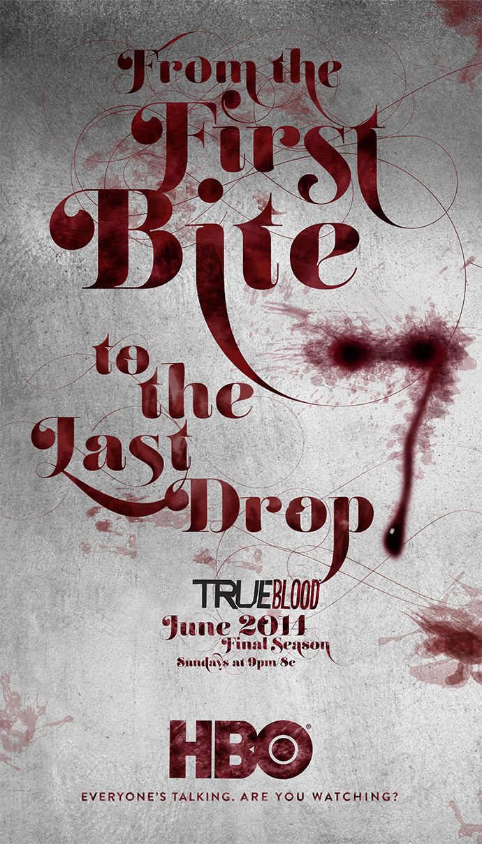 HBO True Blood Poster
