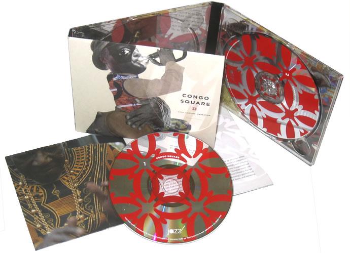Congo Square CD