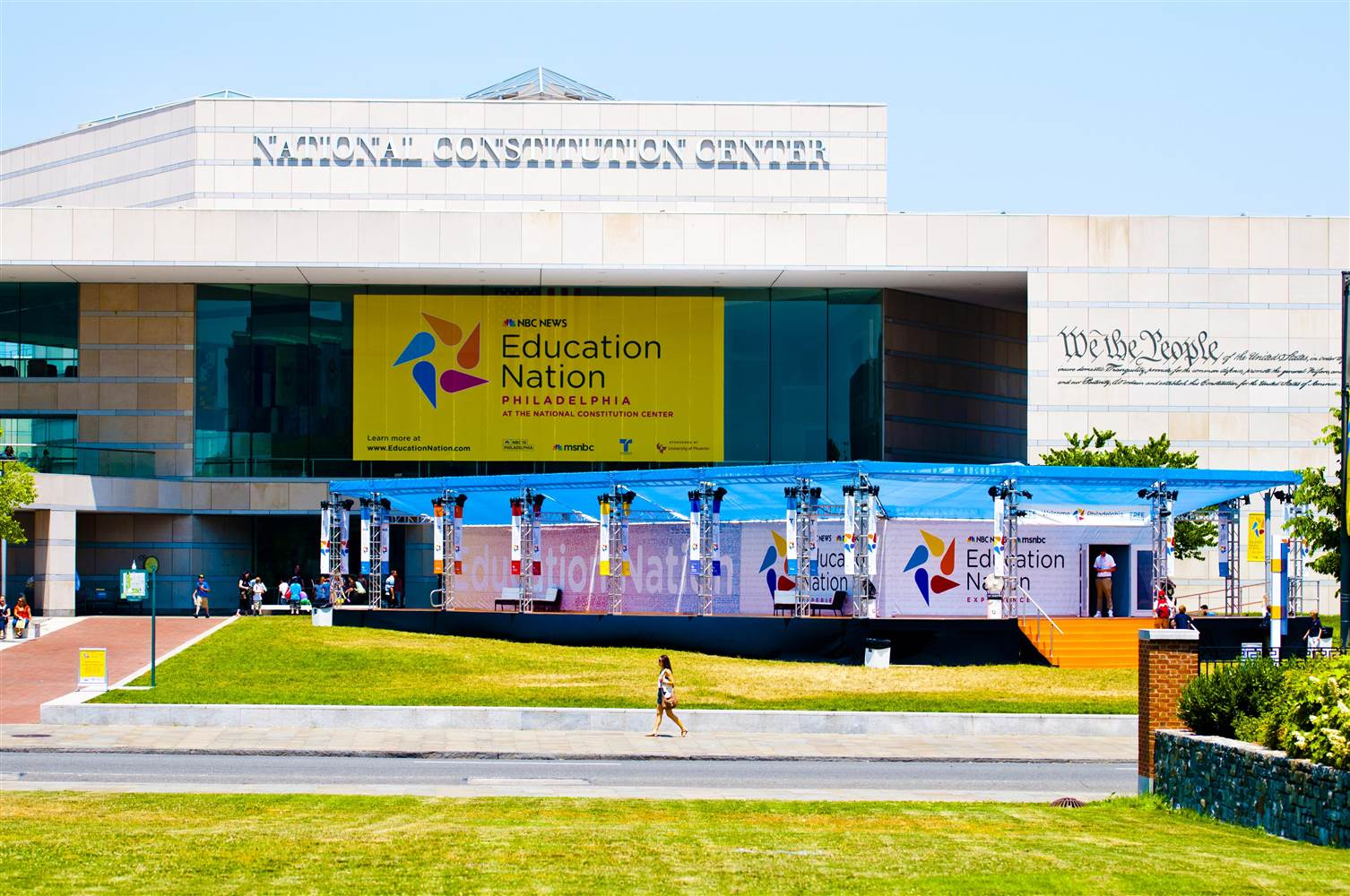 Education Nation Pavillion